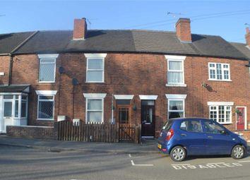 Thumbnail 2 bed terraced house for sale in Belper Road, Stanley Common, Ilkeston