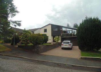 Thumbnail 4 bedroom detached house to rent in Glen Brae, Bridge Of Weir