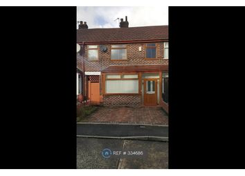 Thumbnail 3 bedroom terraced house to rent in Stanhorne Road, Manchester