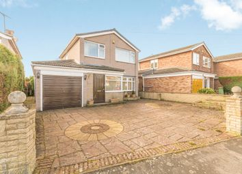 Thumbnail 3 bed detached house for sale in Leys Close, Barrowby, Grantham