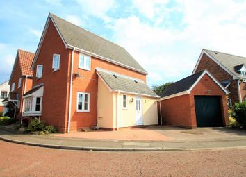 3 bed detached house to rent in Hurrell Down, Colchester CO4