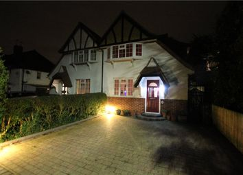 Thumbnail 2 bed semi-detached house for sale in Merland Rise, Epsom