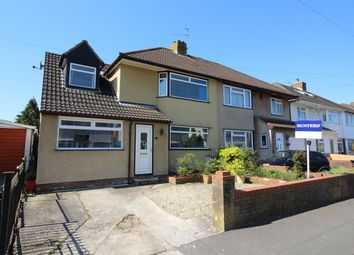 Thumbnail 3 bed semi-detached house for sale in Dryleaze Road, Stapleton, Bristol