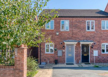 Thumbnail 2 bed semi-detached house for sale in Ley Hill Farm Road, Northfield, Birmingham