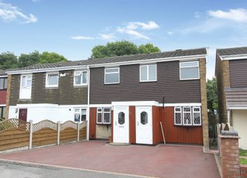 Thumbnail 3 bed semi-detached house for sale in Ryan Avenue, Wednesfield