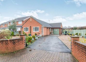 Thumbnail 3 bed bungalow for sale in Heath Road, Heath, Chesterfield
