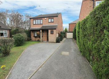 Thumbnail 4 bed detached house for sale in Meadow Field Road, Barnby Dun, Doncaster