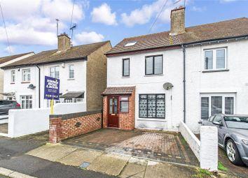 4 bed semi-detached house for sale in Preston Road, Northfleet, Kent DA11