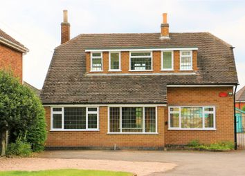 Thumbnail 3 bed detached house to rent in Burton Road, Midway, Swadlincote