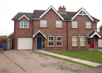 Thumbnail 4 bed semi-detached house for sale in Ardvanagh Road, Green Road, Conlig