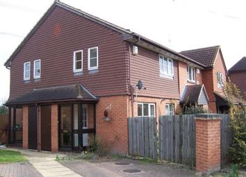 Thumbnail 1 bed terraced house to rent in Ladygrove, Didcot, Oxfordshire