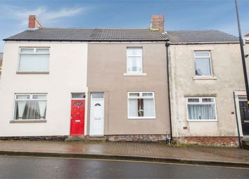 2 bed terraced house for sale in High Street, West Cornforth, Ferryhill, Durham DL17