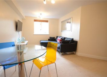 Thumbnail 2 bed flat for sale in Hare Warren Court, Marshland Square, Emmer Green