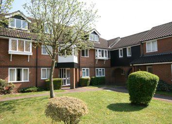 Thumbnail 1 bedroom flat to rent in Hazel Gardens, Sawbridgeworth, Herts