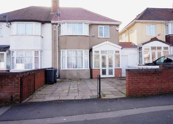 Thumbnail 3 bed semi-detached house to rent in Church Hill Road, Handsworth, Birmingham