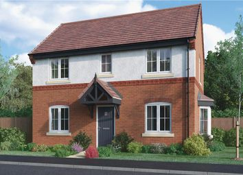 """Thumbnail 3 bed detached house for sale in """"Stanton"""" at Burton Road, Streethay, Lichfield"""