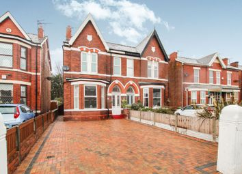 Thumbnail 4 bed semi-detached house for sale in Richmond Road, Southport