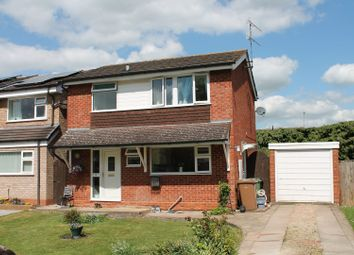 Thumbnail 3 bed detached house for sale in Maple Grove, Droitwich