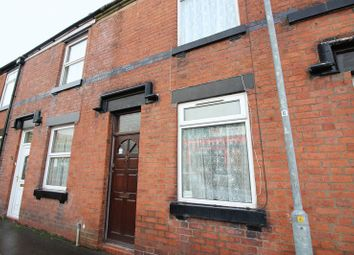 Thumbnail 2 bed terraced house for sale in Regent Street, Leek, Staffordshire