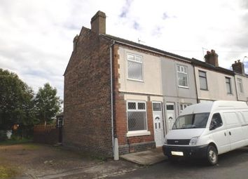Thumbnail 2 bedroom end terrace house for sale in Carr Street, Packmoor, Stoke-On-Trent, Staffordshire