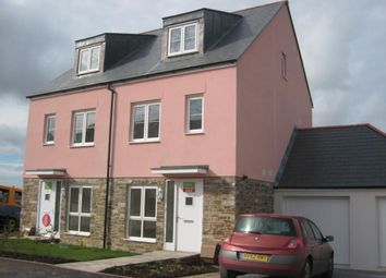 Thumbnail 4 bed property to rent in Kimlers Way, St Martin, East Looe, Cornwall