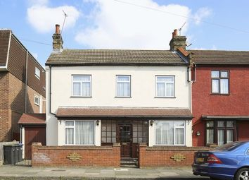 Thumbnail 3 bedroom end terrace house for sale in Riley Road, Enfield