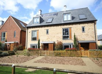 Thumbnail 4 bed end terrace house to rent in Spring Drive, Trumpington, Cambridge