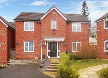Thumbnail 4 bed detached house for sale in Barley Fields, Oldbury