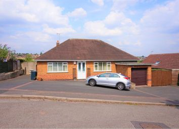 Thumbnail 3 bed detached bungalow for sale in Third Avenue, Nottingham