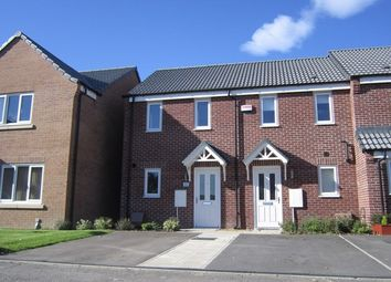 Thumbnail 2 bed semi-detached house to rent in Furnace Close, North Hykeham, Lincoln