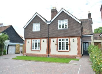 Thumbnail 3 bed cottage for sale in Stamford Green, Epsom