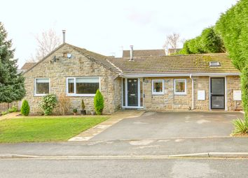 Thumbnail 4 bed detached bungalow for sale in Park Wood Close, Skipton