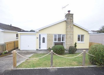 Thumbnail 3 bed detached bungalow to rent in Bede Haven Close, Bude, Cornwall