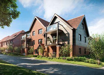 Gallop Place, Stanbridge Lane, Awbridge, Romsey SO51. 2 bed flat
