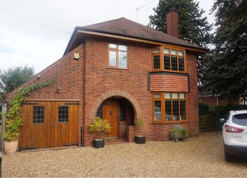 Thumbnail 3 bed detached house for sale in New Road, Uttoxeter