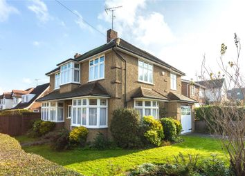 Thumbnail 5 bedroom detached house for sale in Shorter Avenue, Shenfield, Brentwood, Essex