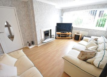 Thumbnail 4 bed semi-detached bungalow for sale in St Catherines Drive, Fulwood, Preston, Lancashire
