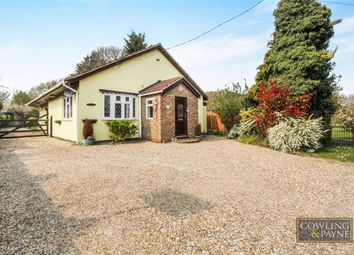 Thumbnail 3 bed detached bungalow for sale in Newhouse Avenue, Wickford, Essex