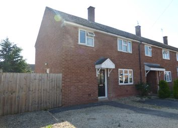 Thumbnail 3 bed end terrace house for sale in Elm Road, Credenhill, Hereford