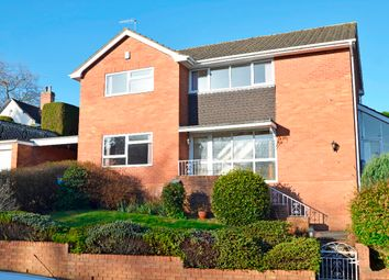 Thumbnail 4 bed detached house to rent in Leahill Close, Malvern
