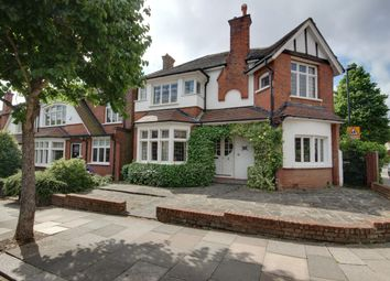 Thumbnail 5 bed detached house for sale in The Grangeway, Grange Park