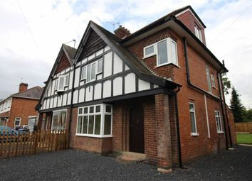 Thumbnail 4 bed semi-detached house for sale in Hill Cross Avenue, Littleover, Derby