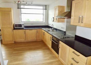 Thumbnail 2 bed flat to rent in Burgess House, Leicester