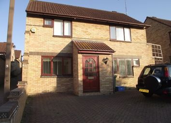 Thumbnail 4 bed detached house to rent in Edmund Court, Shenley Church End, Milton Keynes