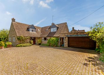 Thumbnail 4 bed detached house for sale in Helmdon Road, Sulgrave, Banbury, Northamptonshire