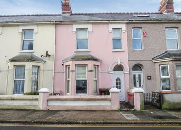 2 bed terraced house for sale in Cattedown Road, Plymouth PL4