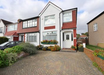 Thumbnail 3 bed end terrace house for sale in Amberley Road, London