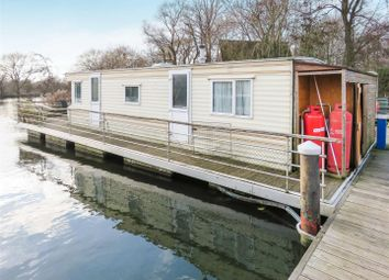 Thumbnail 1 bed houseboat for sale in Banks End, Wyton, Huntingdon