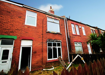 Thumbnail 3 bed terraced house for sale in Somerset Street, Sunderland, Tyne And Wear