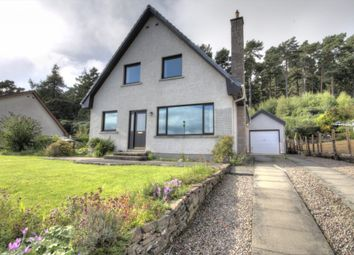 Thumbnail 4 bed detached house for sale in 19 Ben Bhraggie Drive, Golspie, Sutherland.